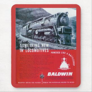 Turbin för ånga för Baldwin lokomotiv S-2 PRR Musmatta