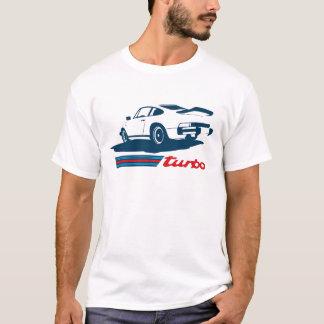 Turbo T för 80-tal 911 skjorta T-shirts