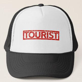 Turist- frimärke keps