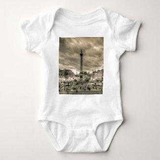 Turister i Trafalgar kvadrerar, London T-shirts