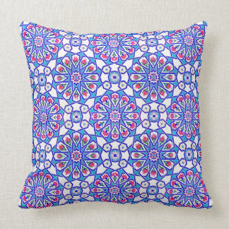 Turkish Tile Pillow