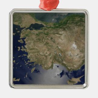 Turkiet Julgransprydnad Metall