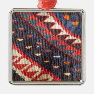 Turkisk exotisk bohemisk Boho etnisk perser mattar Julgransprydnad Metall