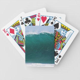 Turkoshav vinkar spelkort
