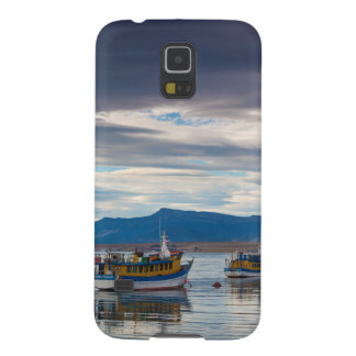 Turnera fartyg på den Seno Ultima Esperanza Galaxy S5 Fodral