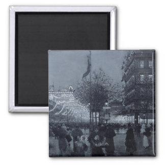 Tusen dollarboulevardsna, Paris Magnet