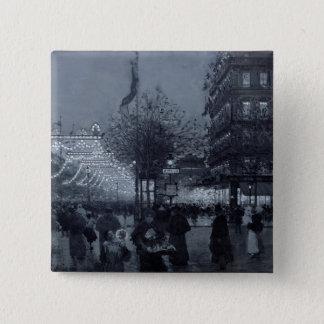 Tusen dollarboulevardsna, Paris Standard Kanpp Fyrkantig 5.1 Cm