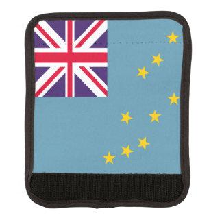 Tuvalu flagga bagagehandtag