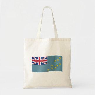 Tuvalu flagga tygkasse