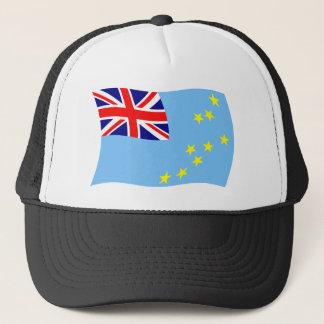 Tuvalu flaggahatt keps