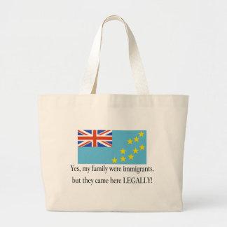 Tuvalu Jumbo Tygkasse