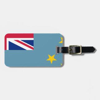 Tuvalu Luggage Tag