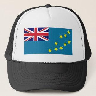 Tuvalu medborgareflagga keps