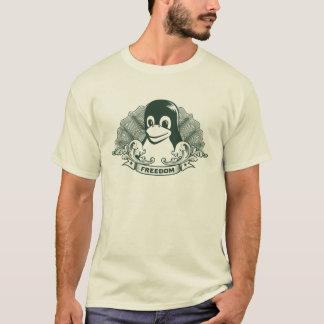 Tuxpingvin - (linuxen, den öppna källan, Copyleft, Tee Shirts