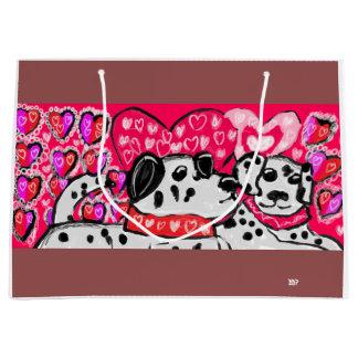 Två dalmatians