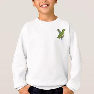 Två fåglar på facket tröjor
