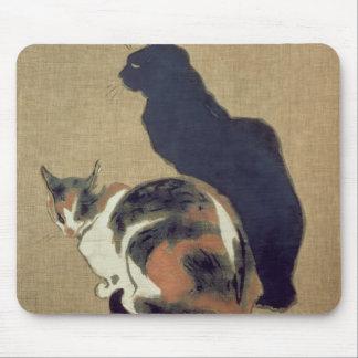 Två katter, 1894 mus mattor