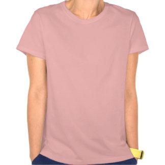 Två sidor till varje kvinna Nice och styggt T Shirt
