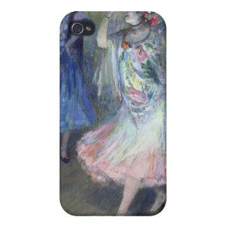 Två spanska dansare, 1852 iPhone 4 hud