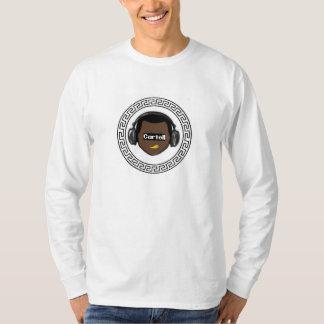 Två tjacksaker t-shirt