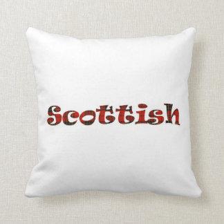 Tvåsidig skotsk pride kudde