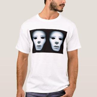 Tvilling- spöklika Faces.jpg Tröjor