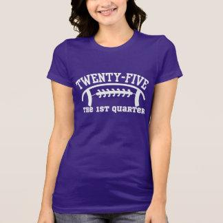 TWENTY-FIVE 1st inkvarterar T Shirts
