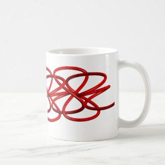 Twisty rör kaffemugg