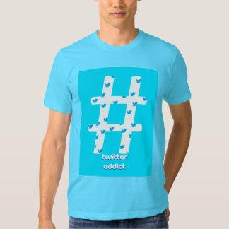 TwitterknarkareT-tröja T Shirts