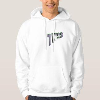 TWSS-tröja Sweatshirt Med Luva