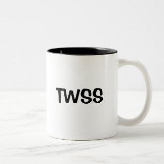 TWSS Två-Tonad MUGG