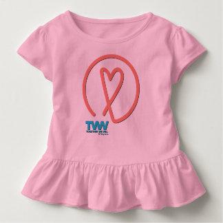 TWWSFBAY-småbarnrosor rufsar utslagsplatsen T Shirts