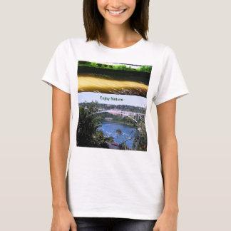 Tyck om naturen går t shirt