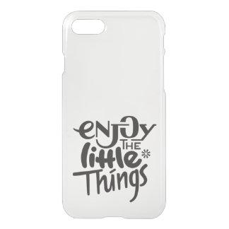 Tyck om småsakerna - fodral för iPhone 7