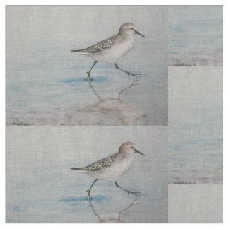 Tyg för konst för Sandpipblåsarefågel