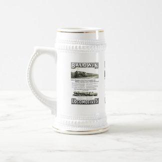 Typ för berg för Baldwin ånga rörlig i 1924 Ölkrus