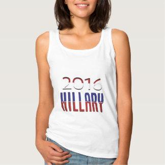 Typografi för Hillary 2016 val Linne
