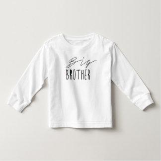 Typografi för storebror   t-shirt