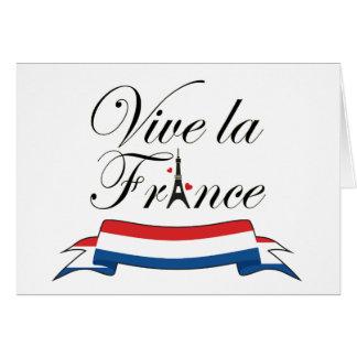 Typografi för Vive lafrankriken OBS Kort