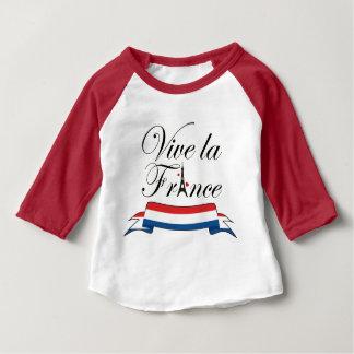 Typografi för Vive lafrankriken T-shirt