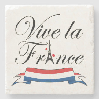 Typografi för Vive lafrankriken Underlägg Sten