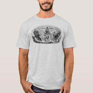 Typographia - gudinna av den grafiska designen t shirts