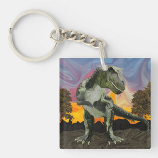 Tyrannosaurus Rex på skymningtimmen