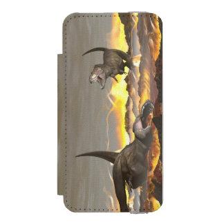Tyrannosaurusdinosaursexctinction - 3D framför