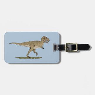 Tyrannosaurusrex Bagagebricka
