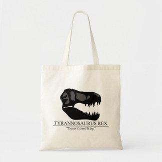 TyrannosaurusRex skalle Tygkasse