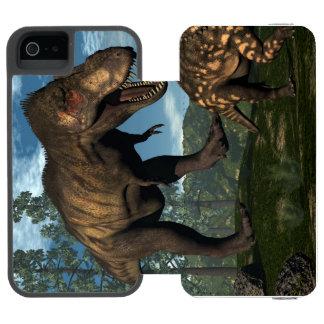 Tyrannosaurusrex som anfaller