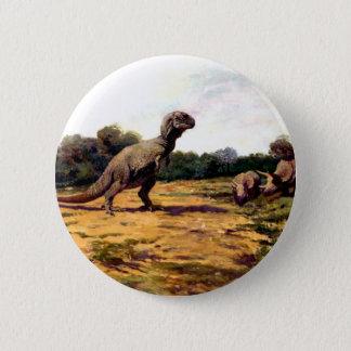 tyrannosaurusrex standard knapp rund 5.7 cm