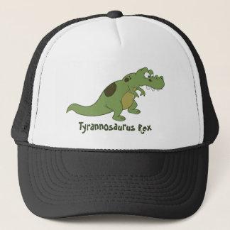TyrannosaurusRex tecknad Truckerkeps