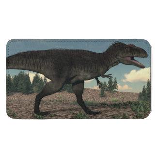 Tyrannotitan - 3D framför Mobilfodral Ficka